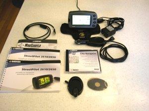 Streetpilot-2620 GPS Antenne MCX für Garmin Streetpilot-2610
